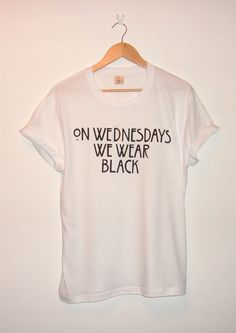 American Horror Story  Coven Inspired 'On Wednesdays by iliketees, £10.00