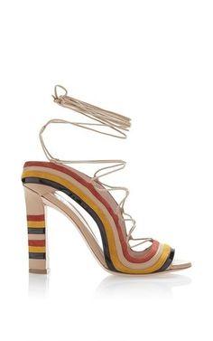 Crazy Stripe by PAULA CADEMARTORI Now Available on Moda Operandi