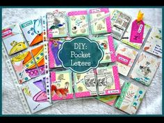 3 Easy Ways To Create A Cute Pocket Letter - Happy Mail