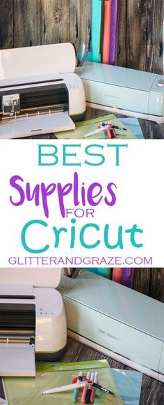 The best prices I have found on all the supplies you need to go with your Cricut to start out with.