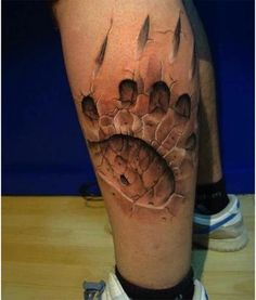 10 Realistic 3D Tattoo Designs ? That Will Boggle Your Mind