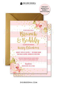 Blush pink & gold Br
