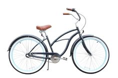sixthreezero Women's 3-Speed 26-Inch Beach Cruiser Bicycle, Classic Dark Blue >>> Be sure to check out this awesome product.