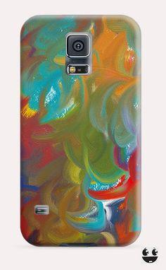 Colorful Paint Galaxy Samsung S5, Galaxy Samsung S4, Galaxy Samsung S3