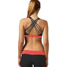 725f986ae32c3 Sports Bra with Padding Push Up Dry Quick Tank Tops For Running Fitness