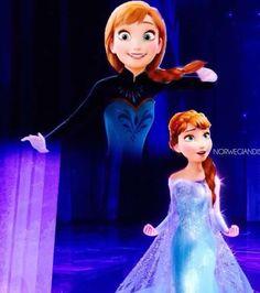 Anna's Dress is so pretty