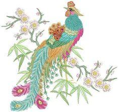 Santis Fantasy Phoenix - Hatched In Africa | OregonPatchWorks