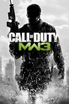 MW3 poster