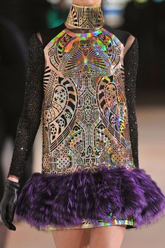 Manish Arora Fall 2012 - Details