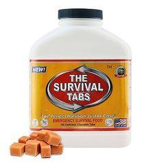 Survival Food 25 Year Shelf Life