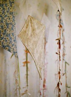 kite garland decoration