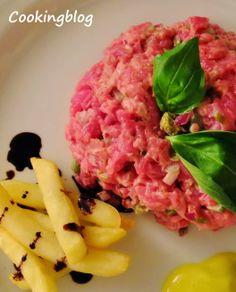 Cooking: Bife tártaro | Steak tartare