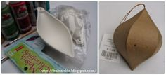 Belsnickle Blogspot : 7 Basic Methods for Crafting With Papier-Mâché