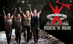 Getting Ready for The Gladiator Rock'n Run!