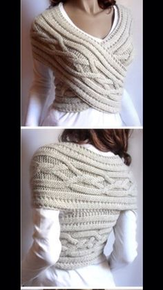 Make A Shirt Out Of A Scarf