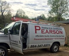 Don't Skimp out on your HVAC Service. HVAC work requires experienced skills, so when you need a new part or system installed, repaired, or maintained, let Pearson Heating & Air handle the task from start to finish. When you work with us, you'll have a dedicated loyal honest, licensed HVAC professional available to answer any questions that arise and update you every step of the way. We bring you affordable quality solutions that you can TRUST. To schedule an appointment for an on-site…