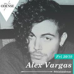 Alex Vargas. Superstjerne in spe. Læs anbefalingen på: http://www.thisisodense.dk/da/21522/alex-vargas