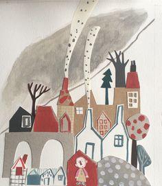 Paper Collage Art, Collage Book, Paper Art, Tableaux D'inspiration, Cardboard Art, Collage Illustration, Art Plastique, Art Lessons, Cute Art