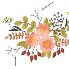 How to Create a Vintage Floral Arrangement Painting in Adobe Illustrator