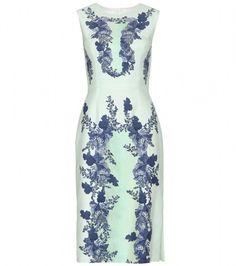 Isabel Silk Dress - Lyst $1750.00