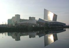 Imperial War Museum North  Trafford, Daniel Libeskind
