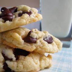 #112632 - Cake Batter Cookies By TasteSpotting