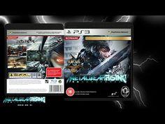 METAL GEAR RISING REVENGANCE #BACKLOG PLAYSTATION 3 #PS3 REVIEW GAMEPLAY