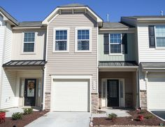 **SOLD** 314 Leighann Ridge Lane, Rolesville, NC 27571  Elegant & Affordable 3br/2.5ba TH in Perfect Locale For additional information visit http://www.harrisonrealtygroup.com/raleigh-homes-for-sale#ad/832056