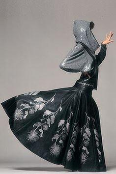Bill Gibb London exhibition (Vogue.com UK)