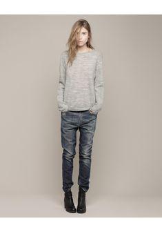 R13 / Slouch Skinny Jean