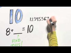 Lesson Specific Homework Videos - Module 4, Topic: Number Partners to 10 - highlighted by Eureka Math user Lafayette Parish Schools