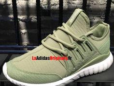 Adidas Originals Tubular Radial - Chaussures Pas Cher Pour Homme/Femme St Tent Green S80119-Boutique Adidas Originals de Running (FR) - LaAdidasOriginals.fr