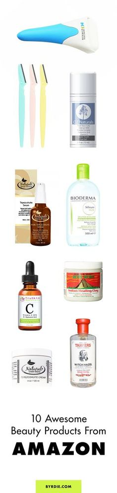 The best beauty products that Amazon has to offer