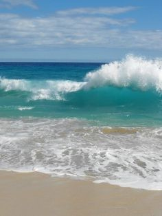 New Painting Sea Waves Nature Ideas No Wave, Ocean Scenes, Beach Scenes, Sea And Ocean, Ocean Beach, Ocean Sunset, Waves Photography, Nature Photography, Portrait Photography