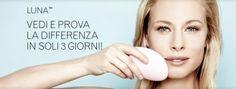 Il modo tutto nuovo per prenderti cura della tua pelle. Ci siamo lavati il viso allo stesso modo per secoli - ora é il momento di dare una svolta! ➨ https://www.amicafarmacia.com/benessere/foreo-dispositivi-di-bellezza.html