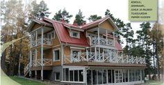 Villa Harald Villa, Cabin, Mansions, House Styles, Home Decor, Decoration Home, Manor Houses, Room Decor, Cabins