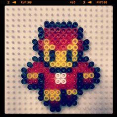 ironman beads, Cultura geek, Robots, Bisutería, Broches