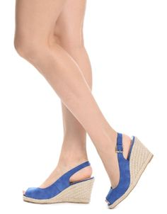 Shop ModDeals.com for Blue Summer Squeeze Peep Toe Wedge Espadrilles in our cheap trendy Shoes category. Find trendy cheap clothing for women, discount shoes, jewelry sales, perfume & cheap accessorie