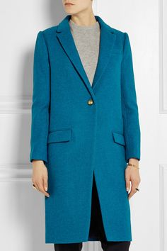 J.Crew - Collection Harris Tweed Coat, $500