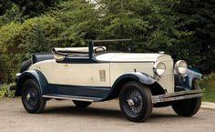 1929 Chrysler Imperial L80 Convertible Coupé #vintage #car