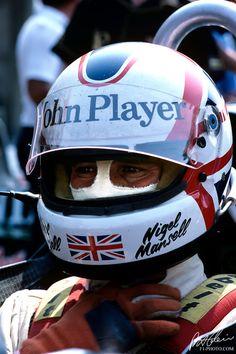 Mansell 1982 Italy