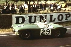 LM 1959 ♦ AC Ace - Forerunner of the Shelby Cobra.