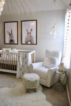 Do It Yourself nursery and also baby room decorating! Lots of baby room decor concepts! Baby Bedroom, Nursery Room, Girl Nursery, Nursery Decor, Nursery Ideas, Kids Bedroom, Nursery Gray, Bedroom Ideas, Gray Baby Rooms