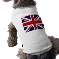 UNION JACK DOG CLOTHING