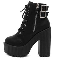 4d836cbe73b boots - Shop Cheap boots from China boots Suppliers at Brand Shopping  Center on Aliexpress.com -. Vetement Gothique FemmeChaussure ...