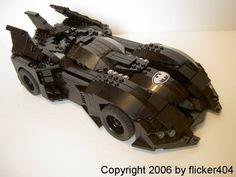 Znalezione obrazy dla zapytania auto batmana lego