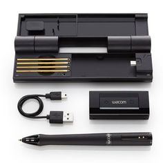 Inkling Digital Sketch Pen by Wacom: No tablet! Draw on anything and record your strokes to a digital file. #Drawing #Digital_Drawing Pen #Wacom