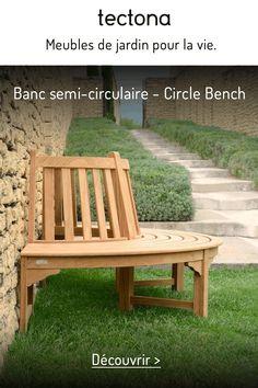 Diy Projects With Old Windows, Teak Garden Bench, Architectural House Plans, Garden Furniture Sets, Cabinet Making, Garden Bridge, Cottage Style, Durer, Timeless Design