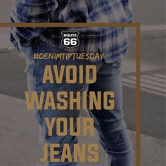 Welcome to #denimtiptuesday ! We'll be sharing the top tips for making your denim last! From washing to wearing, we're covering it all the details over on Facebook!