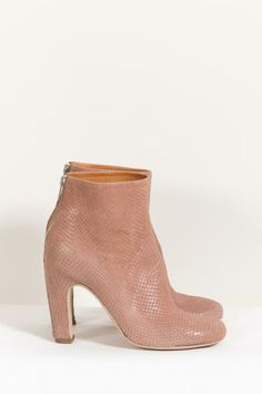 HIGH HEELED BOOTIES | OFFICINE CREATIVE SS14 | the shop at HUMANOID*